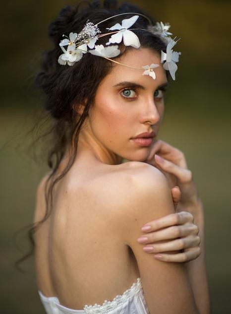 Florida makeup artist Casey Cheek client