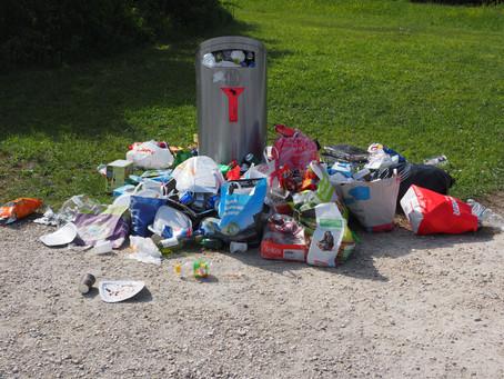 Richtige Mülltrennung