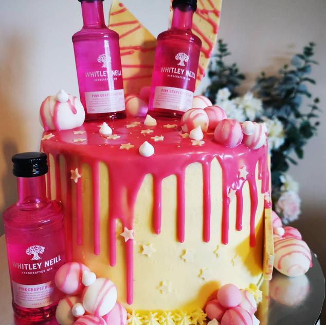 G&T Cake