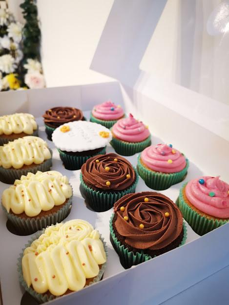 Variety Cupcake