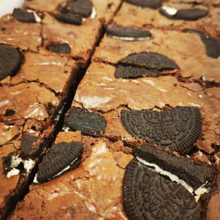 Oreo Brownies Box of 6 - £12 Box of 12 - £24