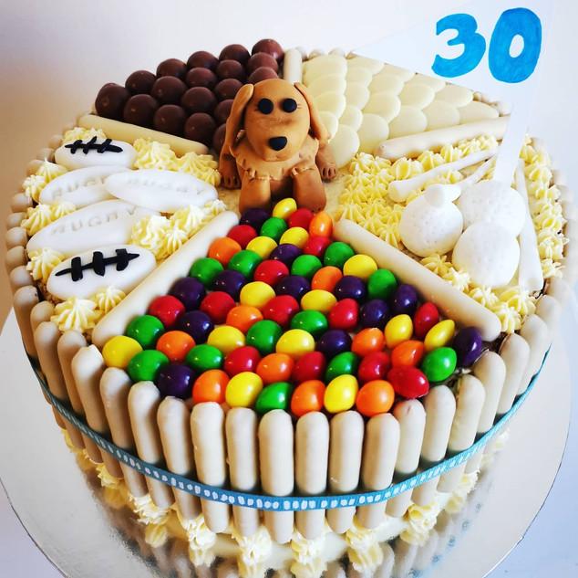 Huge happy 30th birthday!