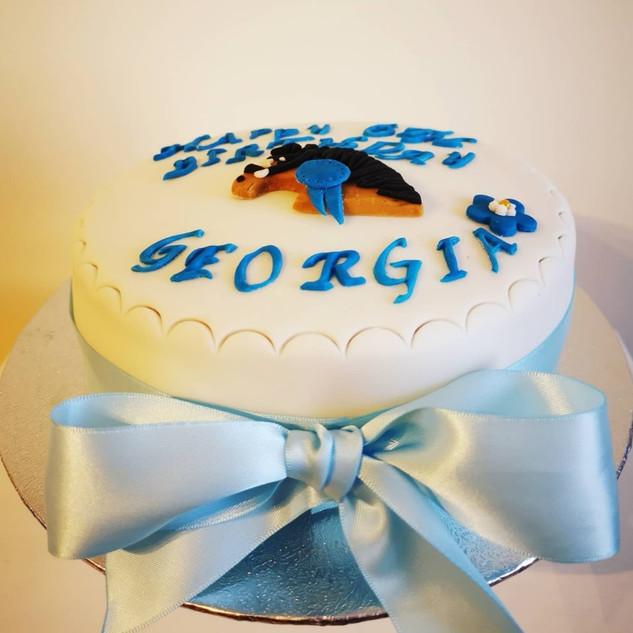 Happy 6th birthday to Georgia