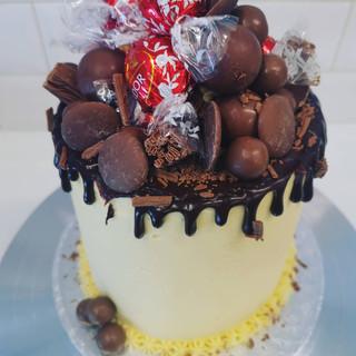 Lindt Chocolate cake