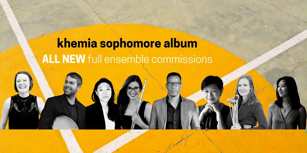 Khemia Ensemble Virtual Residency at Mizzou