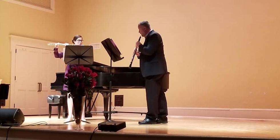 Mike Adduci's Faculty Oboe Recital