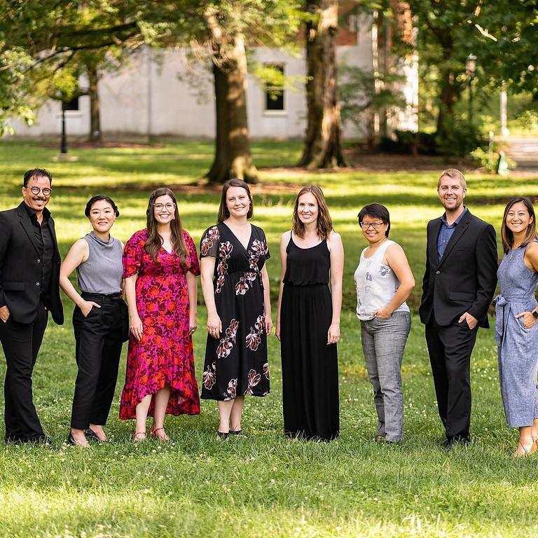Khemia Ensemble Residency at the University of Arkansas