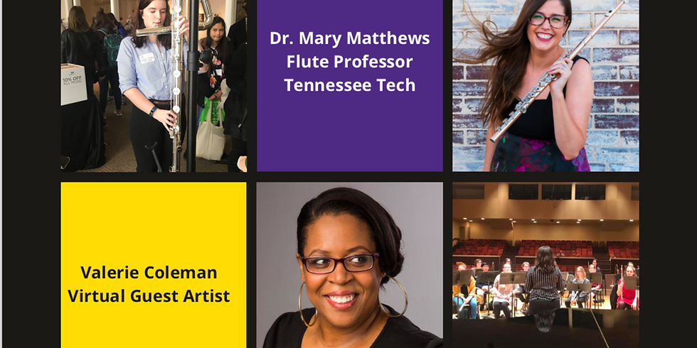 Flute Day 2021 with Valerie Coleman
