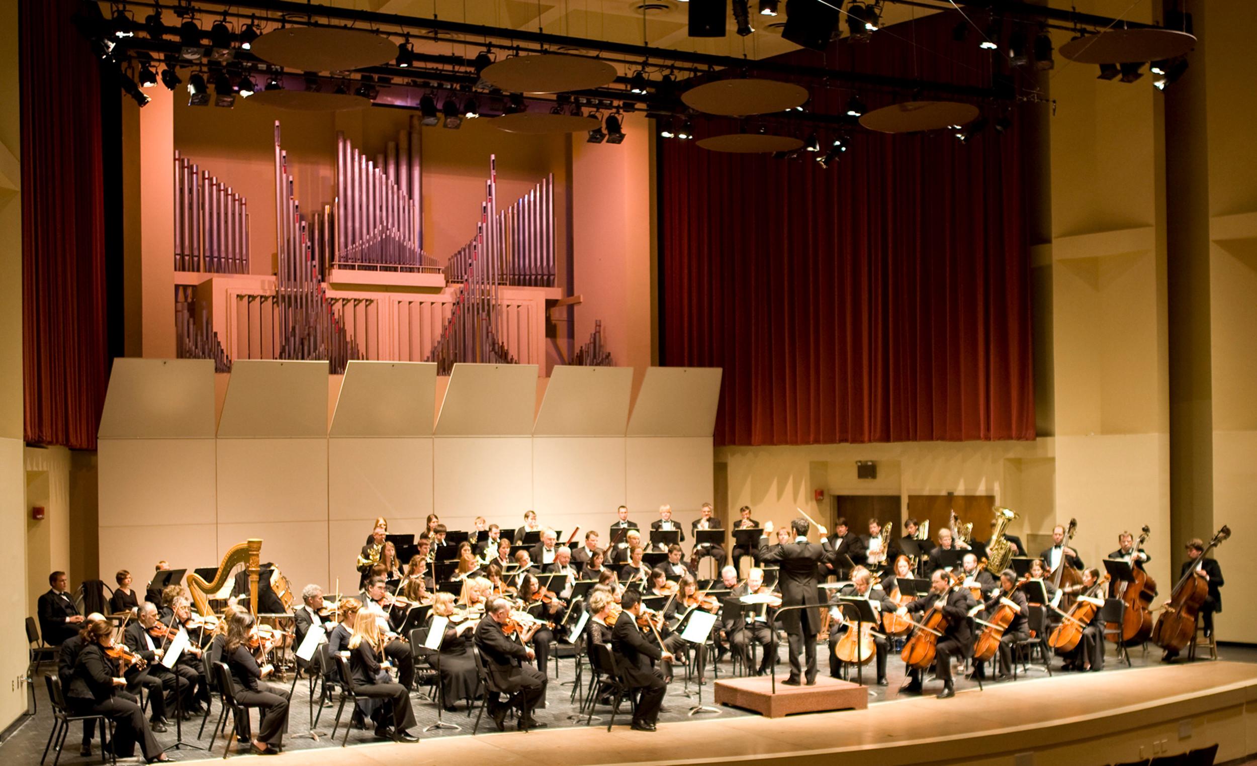 Bryan Symphony Orchestra