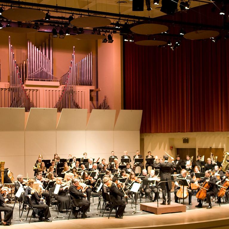 Bryan Symphony Orchestra Concert