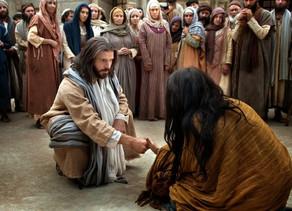 """""""A TUA FÉ TE SALVOU"""", disse JESUS CRISTO !"""