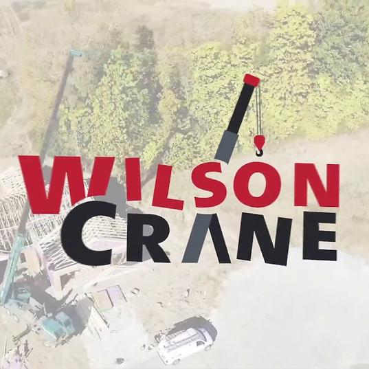 Wilson Crane - Promo Video