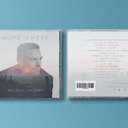 Malachi Jaggers - Album Design