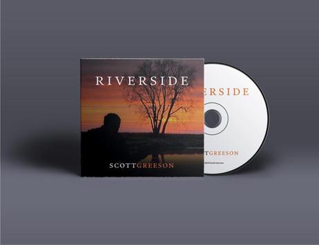 Scott Greeson - Album Design