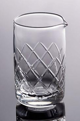Seamless Japanese Mixing Glass
