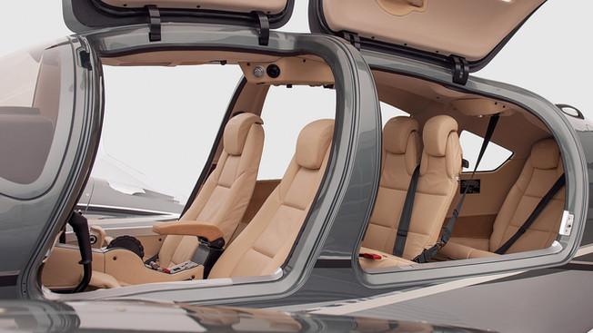 Diamond interior DA-62