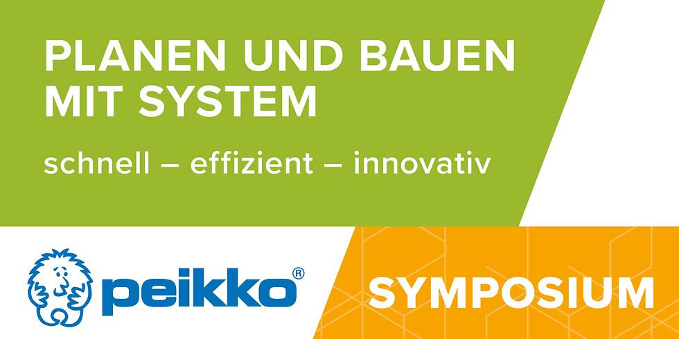 Peikko Symposium - PLANEN UND BAUEN MIT SYSTEM (1)
