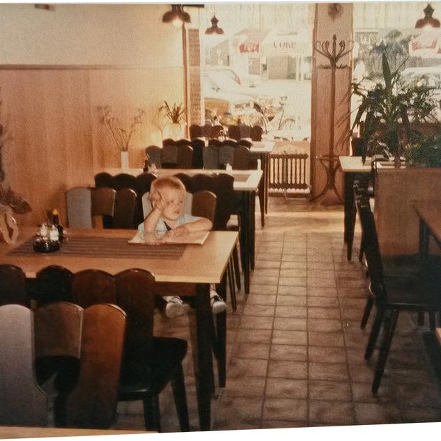 Interieur jaren 80