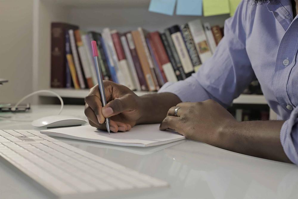 Writing to my penpal | Tolulope Olajide | Balanced Wheel | BW