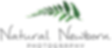 Natural Newborn Photography Logo PNG lig