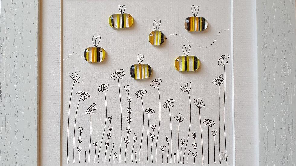 Bee Garden by Niko Brown