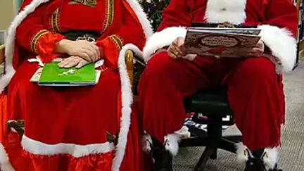 Black Hills Santa Storytime