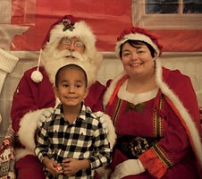 Black HIlls Santa, Rapid City Santa
