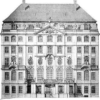 Coselpalais Stich