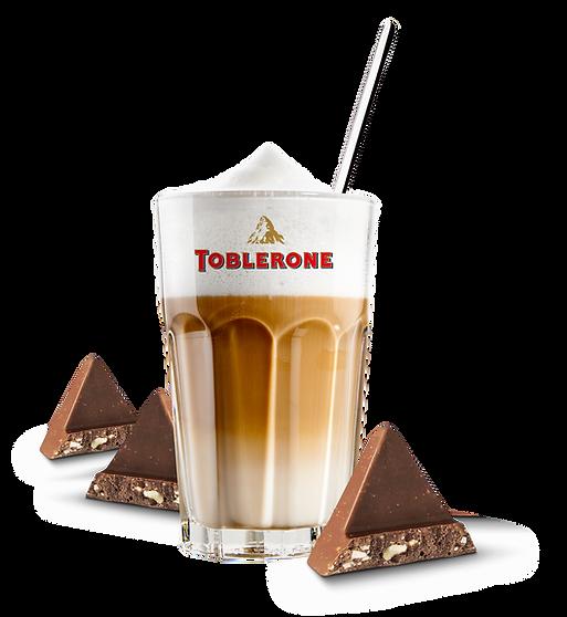 Toblerone Macchiato
