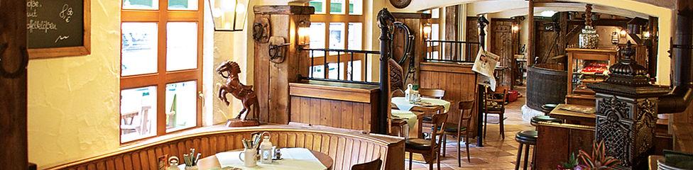 Genießen Sie traditionelle und sächsische Gerichte in der Kutscherschänke