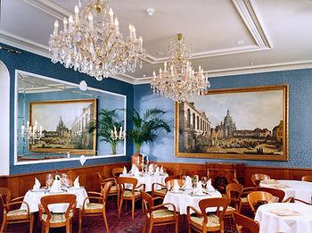Deutsch französische Küche in den Salons des Coselpalais
