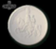 Meissen® Medaille - Kurfürstenhof