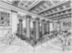 """Von Karl Friedrich Schinkel - Birgit Verwiebe (Hg): """"Unter den Linden"""", Katalog, Berlin Verlag 1997, ISBN 3-931768-08-2, Gemeinfrei, https://commons.wikimedia.org/w/index.php?curid=3659629"""