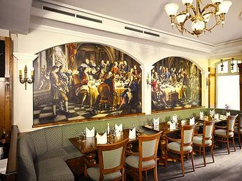 Sächsisch böhmische Küche fürstlich genießen in der Kurfürstenschänke