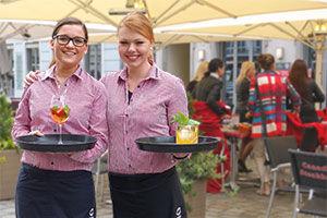 Ausbildung als Restaurantfachmann
