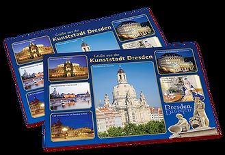 Dresden Postkarte