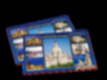Dresden Souvenir Postkarte