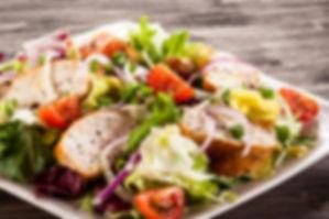 Marktfrische Salate