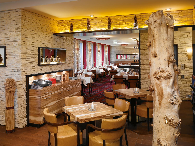 Restaurant - oben