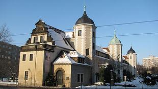 Museum für Sächsische Volkskunst mit Puppentheatersammlung