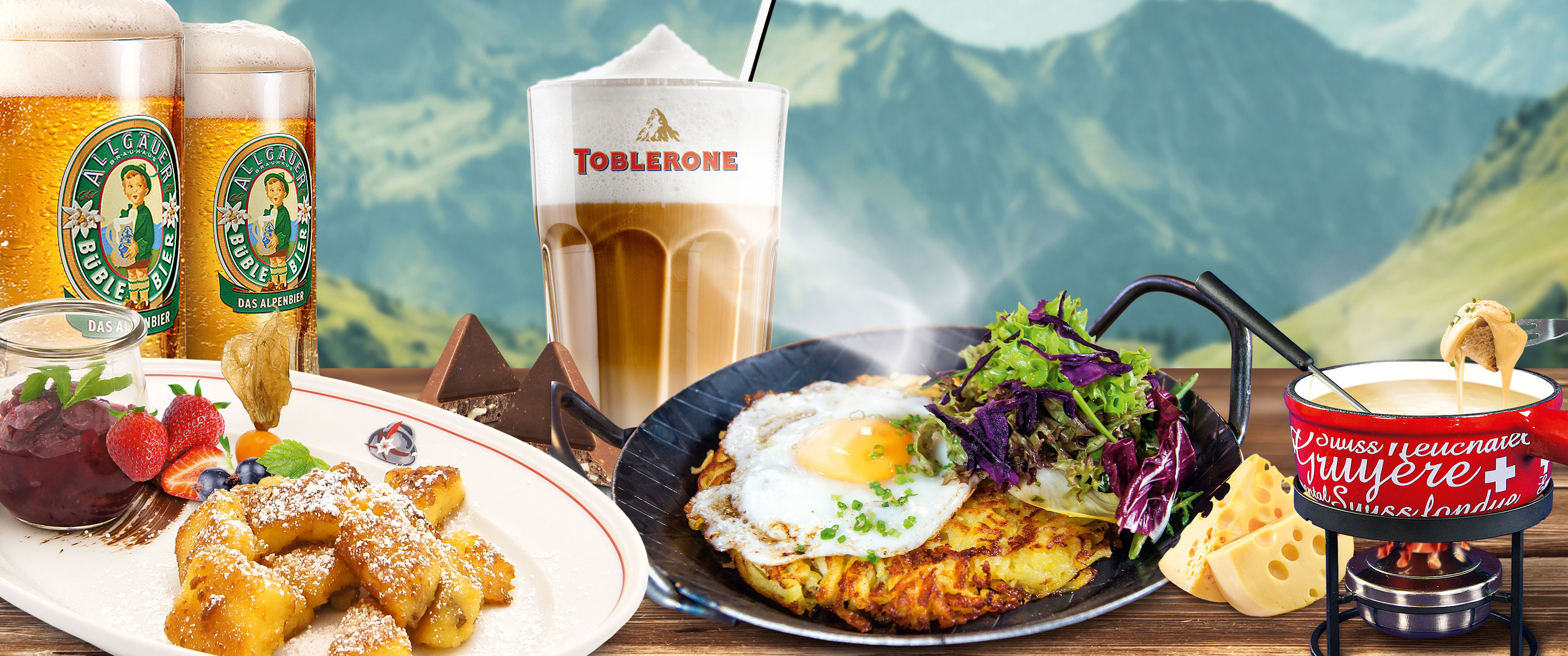 Swiss meals