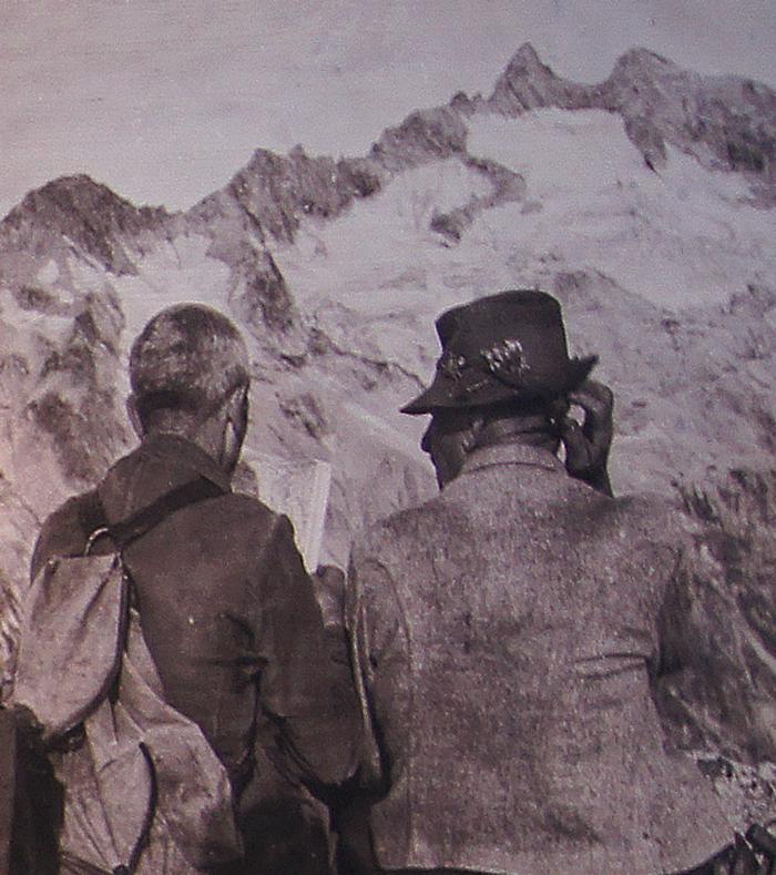 Swiss climber