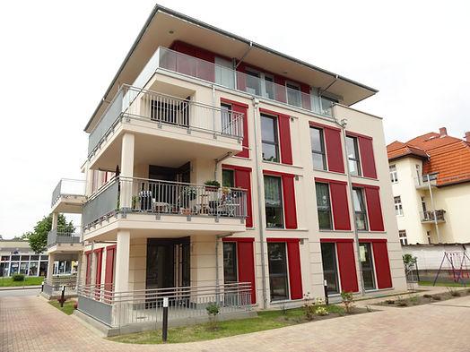 Wohnungen mit Stellplatz, barrierefrei, Altenberger Strasse