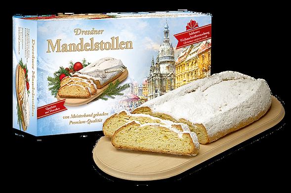 Dresdner Mandelstollen