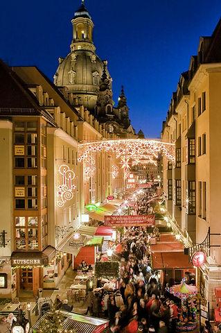 Weihnachtsmarkt 2018 An Der Frauenkirche