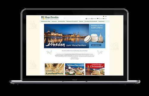 Dresden Onlineshop