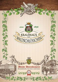 Brauhaus Menu