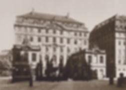 Coselpalais vor 1920