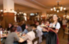 Feiern und Events im Brauhaus
