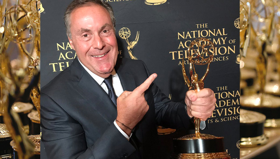 NICO CANTOR SIGNS NEW DEAL WITH CBS -  REMAINING AS THEIR FACE OF SOCCER